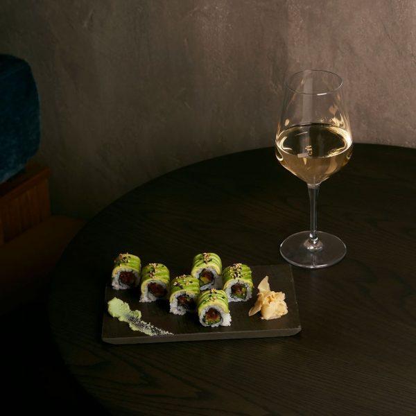 Ryü Sushi au 1474 rue Peel