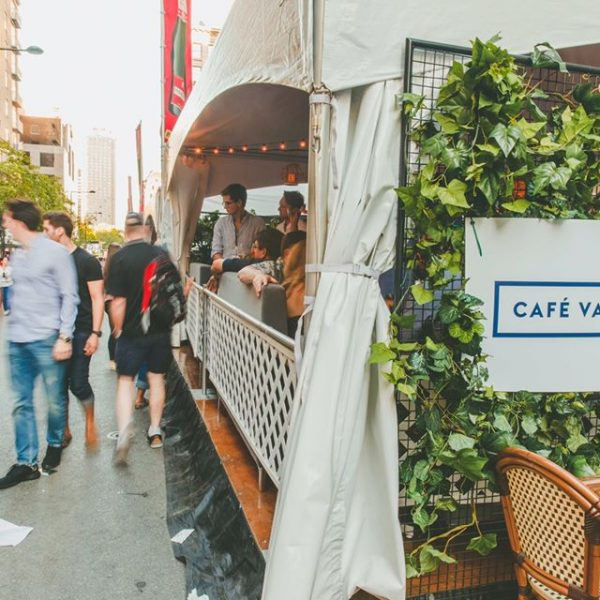 Café Vasco de Gama au 1472 rue Peel