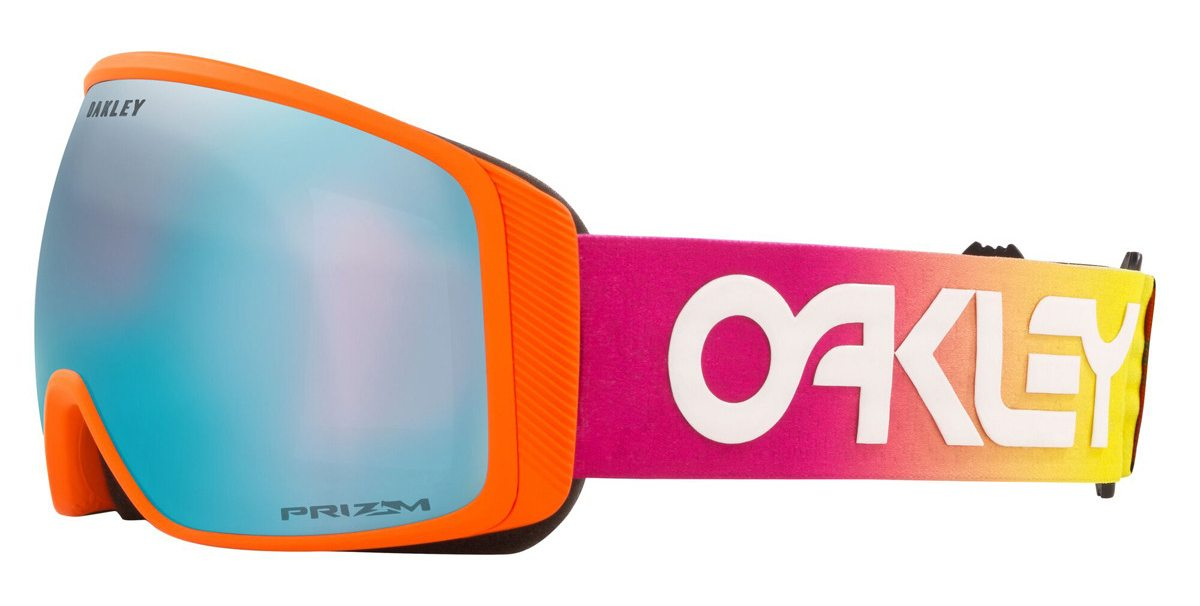 Lunettes de ski Flight Tracker XL Prizm Sapphire, Oakley, 214,99 $, Sports Experts