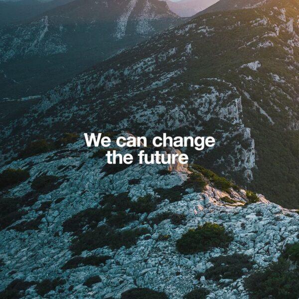 « Nous pouvons changer le futur », The North Face
