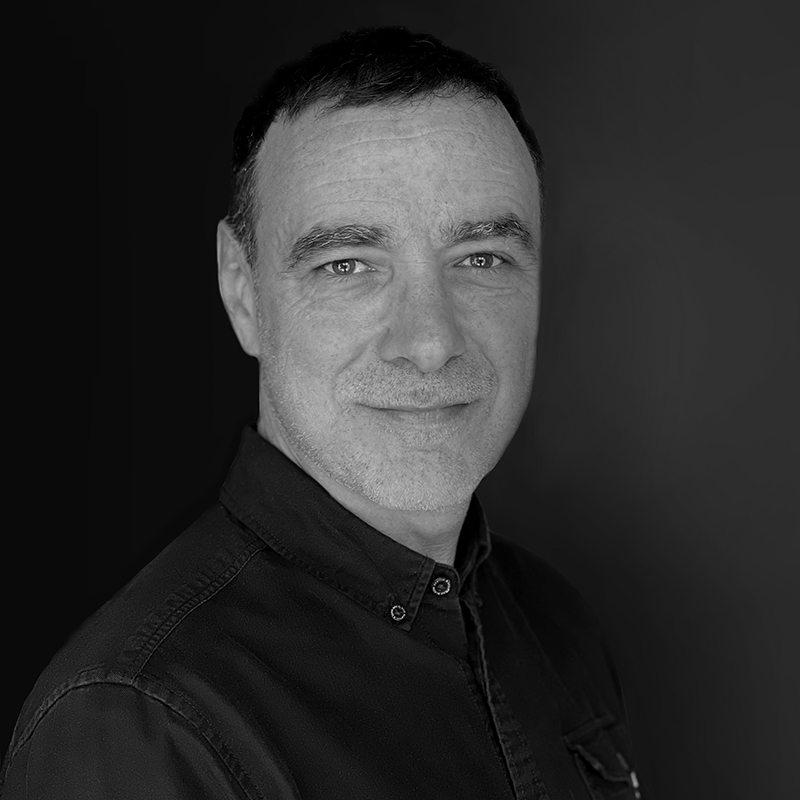 FRANCIS LAPORTE Concepteur visuel