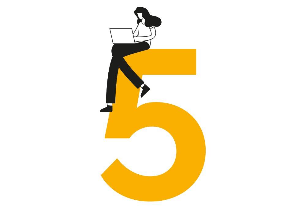 5 nouvelles tendances au bureau